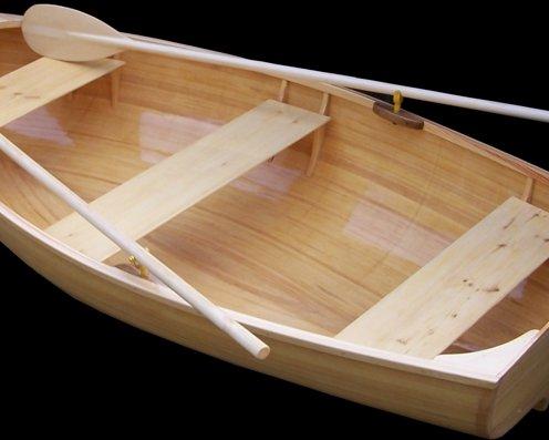 Деревянные лодки сделанные