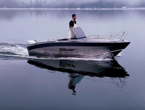 катера для рыбалки