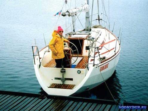 Постройка 10-метровой яхты
