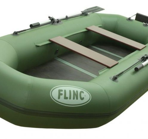 Лодка надувная ПВХ FLINC
