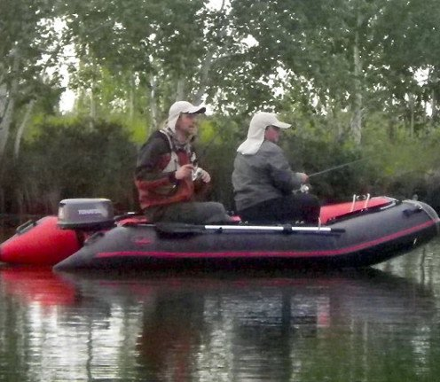 Отзывы владельцев лодок Баджер