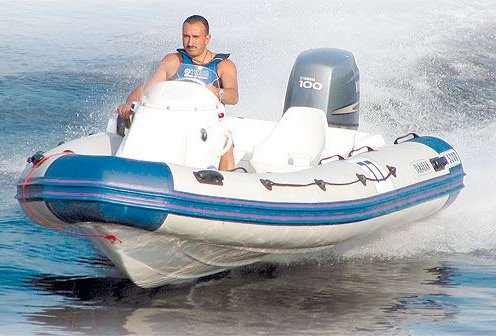 Надувные лодки YAMARAN RIBs