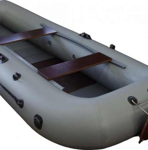 Надувная лодка ПВХ Адмирал