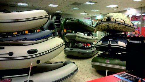 Новый магазин Лодки-Питер !
