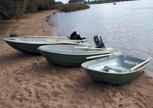 Пластиковые лодки Шарк