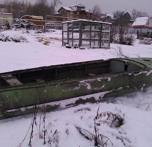 Казанка. длина 4,63 м