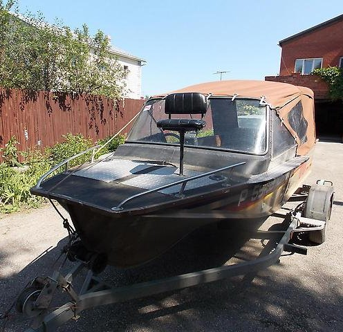 Продам лодку воронеж полный