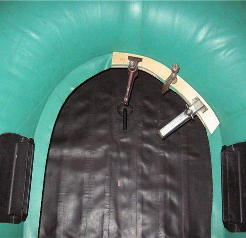 Ремонт резиновой лодки своими