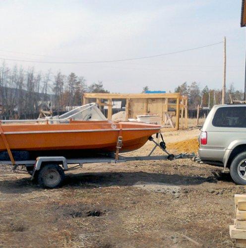 Заказать отправку лодки цены